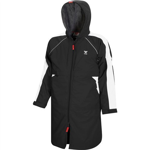 TYR 1WASP2AL Alliance Parka, Black, Large