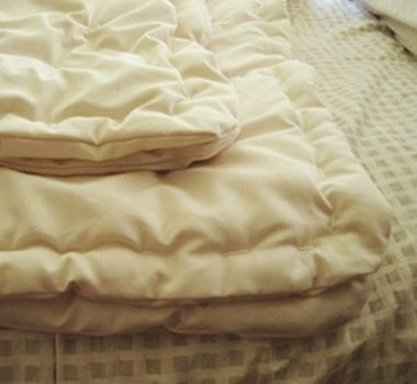 Holy Lamb Organics All Season Wool Comforter in King Size by Holy Lamb Organics