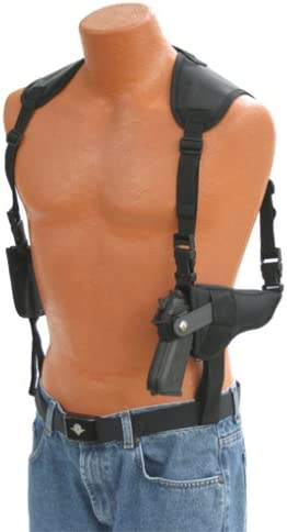 Shoulder Holster Single Pouch for S/&W M/&P SHIELD PISTOL without Laser