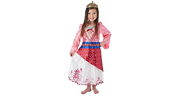 Rubies 620493L Disney Princess Fancy Dress, Niñas, Multicolor ...
