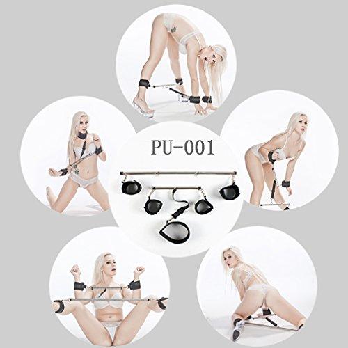 Roomfun Brand Sex Position Master Thigh Spreader Easy Access Sex Bondage Kit Sex-aid Tool Sex Restraints Sports tools