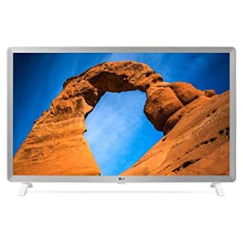 "LG LED 32"" Smart TV WiFi HD 32LK610BPUA, Blanco"