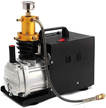Obller Hochdruck Luft Kompressor 4500 Psi Pcp Airgun Scuba Luftpumpe 300bar 30mpa Baumarkt