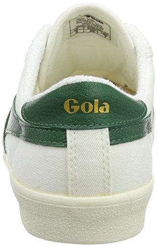 Off Tennis White Cox Off white Mark Trainers Women's Dk Gola Wn green XZUqxwBW