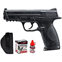 Smith & Wesson M&P Pistol Kit, Black air pistol