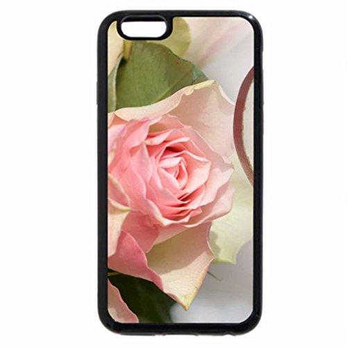 iPhone 6S / iPhone 6 Case (Black) Bright Innocence