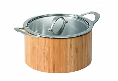 CAT CORA by Starfrit Stainless Steel Cook N Serve Casserole