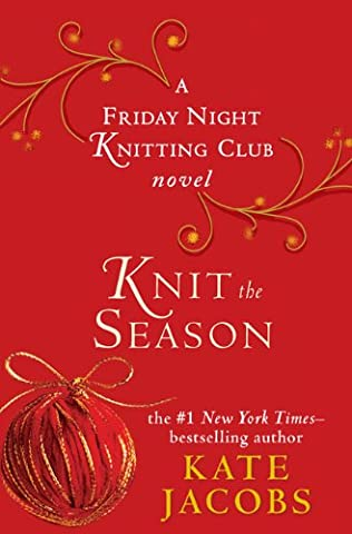book cover of Knit the Season