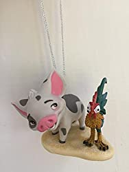 Disney Moana Pua And Heihei Pet Pig And Rooster Holiday...