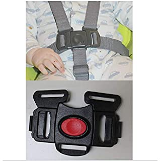 Burley Solstice Jogging Baby Stroller 5 Point Buckle Harness Clip Strap Part NEW