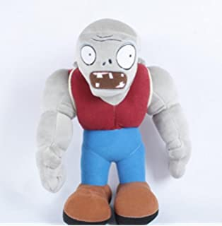 TavasHome Plants Vs Zombies 2 Figures Plush Toy Gargantuar PVZ Soft Stuffed Doll 12 inches Baby