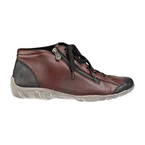 REMONTE - Damen Halbschuhe - Rot Schuhe in Übergrößen
