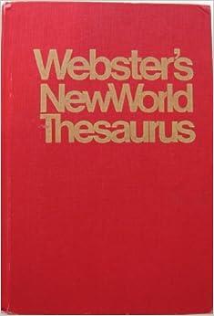 Wnw Thesaurus
