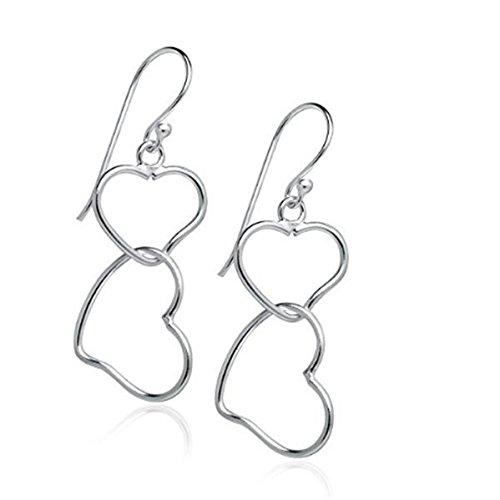 ound Thin Hoop Earrings ()