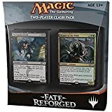 Magic: the Gathering: Fate Reforged Clash Pack (2 Decks - Includes 6 Alternate Art Promo Cards)