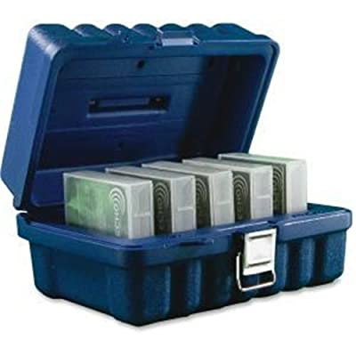 Perma Products Company LTO 5 Storage Case 01-672733 by Perm-a-Store