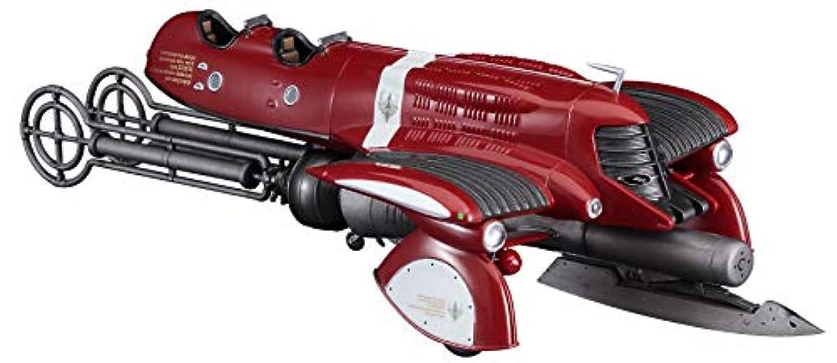 [해외] 하세가와 creator 워크스 시리즈 라스트에구자이루 은날개의 팜 밴 쉽 고압축 증기 폭탄 장비기 1/72스케일 프라모델  64778