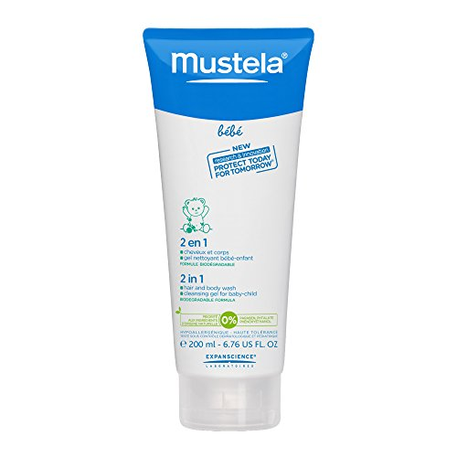 Mustela Bebe Range Hair Body