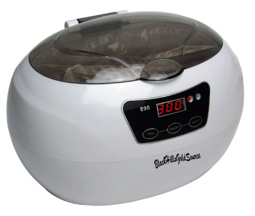 The Best Ultrasonic Jewelry Cleaner 2