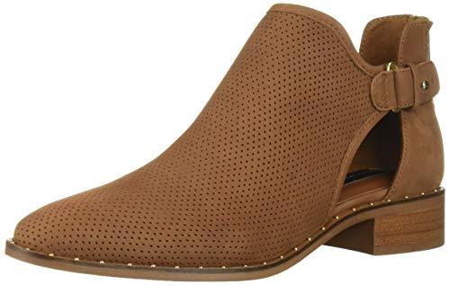 (STEVEN by Steve Madden Women's CUSP Ankle Boot, tan Nubuck, 7 M US )