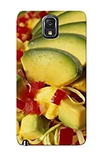 High Quality HjuLUyd2231YOulW Avocado Salad Tpu Case For Galaxy Note 3