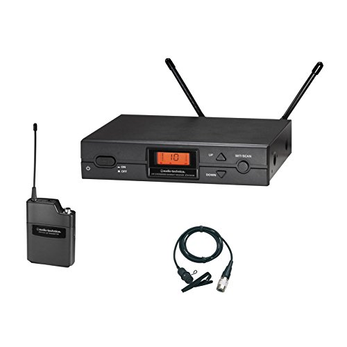 Audio-Technica ATW-2129AI 2000 Series Wireless Lavalier System