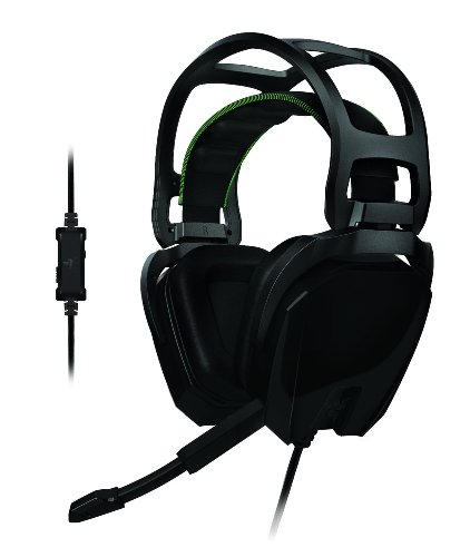 Razer Tiamat Over Ear 2.2 Stereo PC Gaming Headset (Certified Refurbished) by Razer