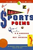 American Sports Poems, May Swenson, 0531057534