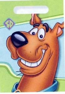 Scooby Doo Close-up Party Treat Bags (Treat Doo Bags Scooby)