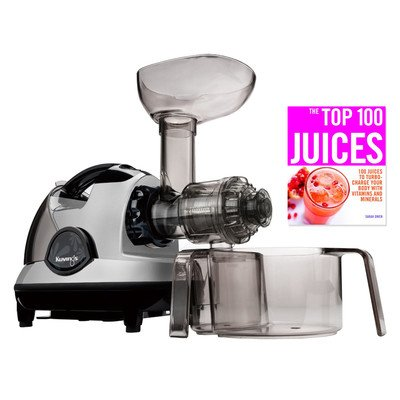Masticating Slow Juicer Color: Silver