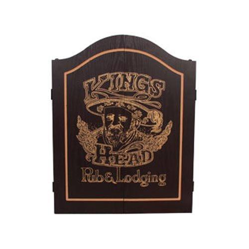 Suprême - Armoire Kings Head Noir et or SUPREME