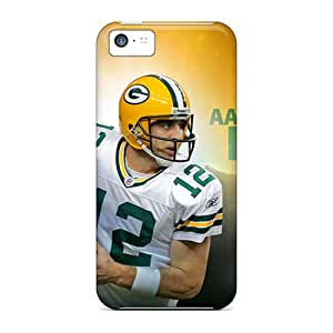 Sanp On Case Cover Protector For Iphone 5c (green Bay Packers)