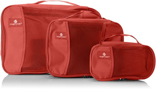 Eagle Creek Travel Gear Luggage Travel Gear, Set Red Fire