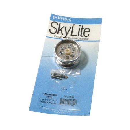 Sullivan Products Aluminum Hub: Skylite Wheel, 3.5-5