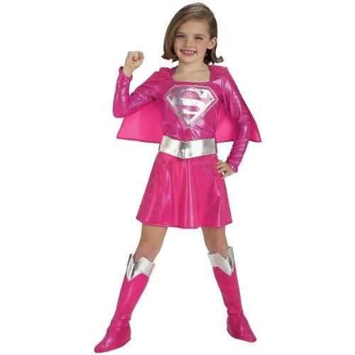 [Supergirl Costume - Toddler] (Supergirl Costume Size 22)