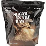 Sugar in the Raw 6 lbs bag (Pack of 2)