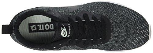 Mujer Black Zapatillas Negro Running NIKE Mesh Runner 2 Wmns MD de para Eng White Black 003 Igloo vBpxHqw7p