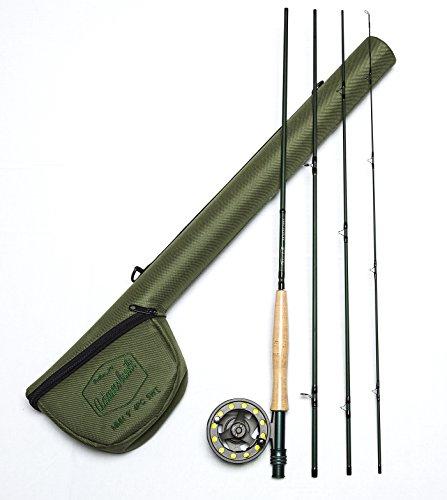 Adamsbuilt HO2 Fly Rod Combination Package