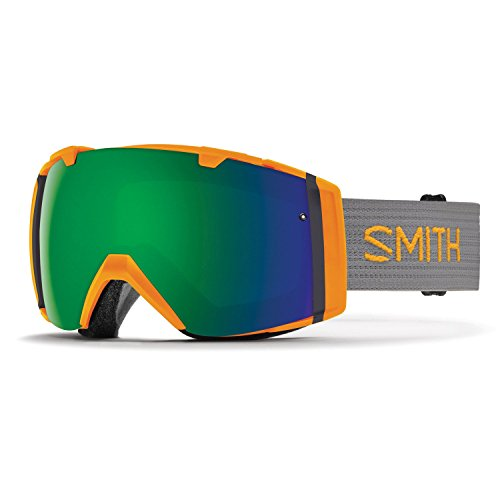 Smith Optics I/O Adult Snowmobile Goggles Solar / Chromapop Sun by Smith Optics