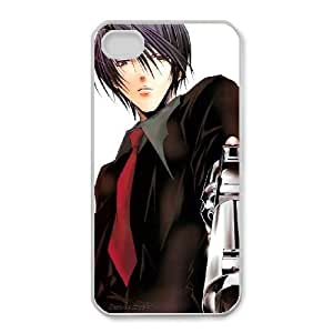 iPhone 4,4S Phone Case Zombie Loan Personalized Cover Cell Phone Cases BXD761392
