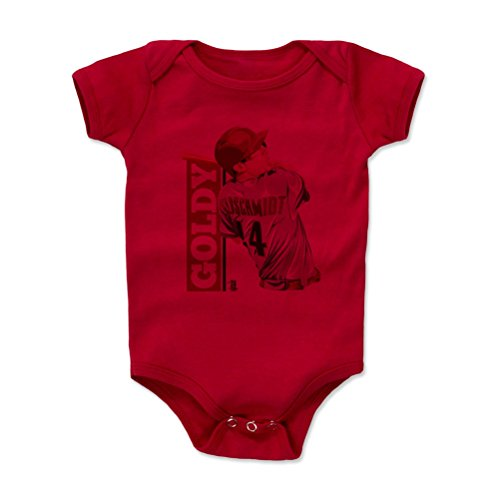 Price comparison product image Paul Goldschmidt Liquefy R Arizona Kids Onesie 18-24M Red