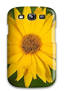 Chad Po. Copeland's Shop Premium Yellow Flowers Back Cover Snap On Case For Galaxy S3 5107793K97782813