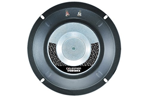Celestion TF 0818MR 100 Watt Raw Frame Speaker, 8 Ohm, 8 inch Raw Frame Guitar Speaker