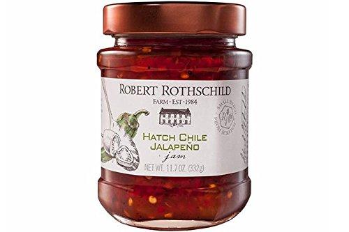ROTHSCHILD Jam Chile jalapeno Hatch, 11.7 oz