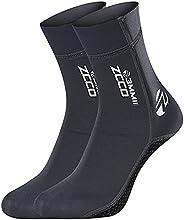 3Mm Neoprene Diving Socks for Men And Women, Wet Socks for Swimming, Warm And Non-Slip, Waterproof, Surf Boots