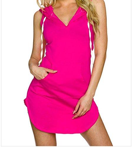 Buy belted cotton jacquard tulip dress - 7