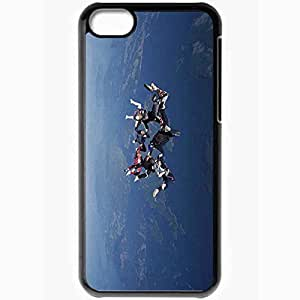 Personalized iPhone 5C Cell phone Case/Cover Skin 2319 1 Black
