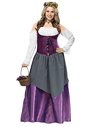 Tavern Wench Adult Costume -