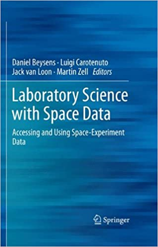 Laboratory Science with Space Data: Accessing and Using Space-Experiment Data
