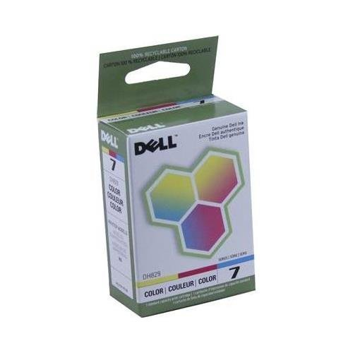 Dell DH829 OEM Ink - (Series 7) 966 968 Color Ink (OEM# 310-8375 330-0056) OEM